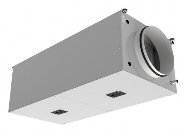 EC-Zuluftcenter COSMO 315 PTC 7,2 kW mit Ventilatoren/Filter/E-Heizregister