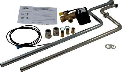 Wolf Anschluss-Set für Fremdfabrikat für SW-120