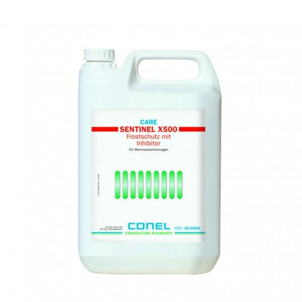 CARE Frostschutz X500 und Inhibitor 20 Liter CONEL