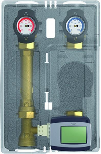 COSMO 2.0 Pumpengruppe DN 25 mit Mischer und witterungsgeführtem Stellmotorregler