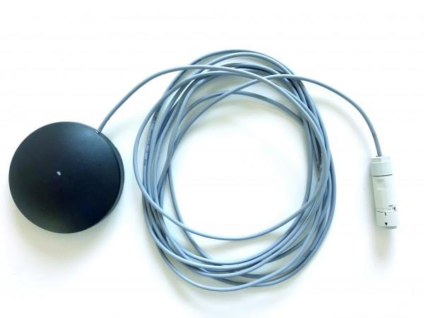 Feuchtefühler CONEL FLOW mit 5m Kabel + Kupplung für Alarmanlage