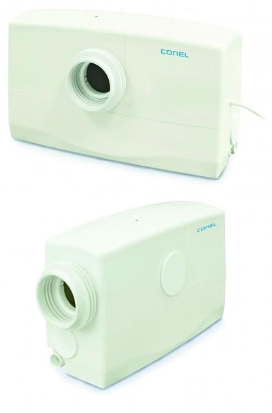 Kleinhebeanlage FLOW CUT BOX CONEL mit Alarmanlage
