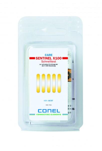 CARE Schnelltest X100 ausreichend für 2 Tests CONEL