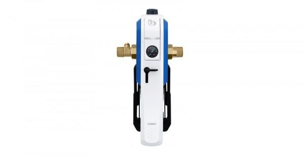 BWT E1 Einhebelkerzenfilter HWS DN25 mit Druckminderer 40385
