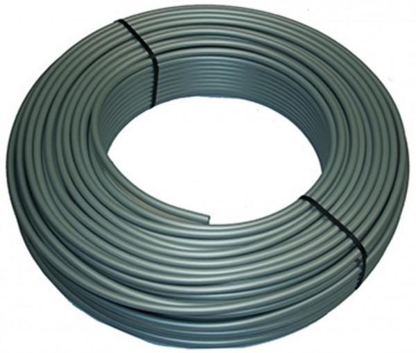 COSMO Aluverbundrohr 16 x 2mm grau Ringbund zu 200m